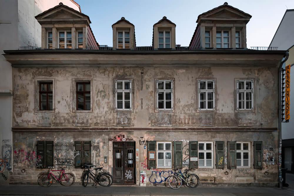 Kunsthaus Raskolnikow