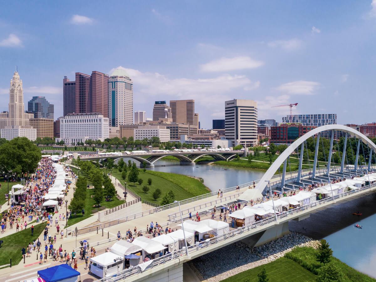Columbus Arts Festival, Columbus (Ohio), © GCAC